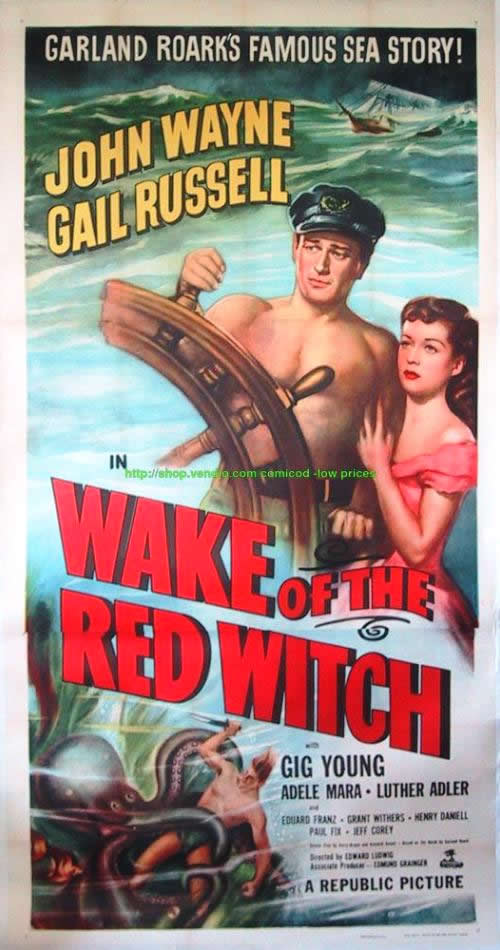 Wake of the Red Witch (1948) 480p.BluRay.x264-mSD
